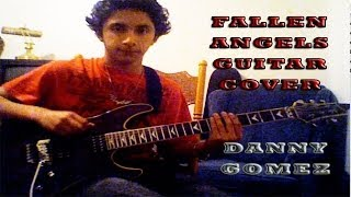 Black Veil Brides - Fallen Angels (Guitar Cover + Tabs By Danny Gomez)