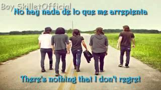 Fit For Rivals   Novocaine Lyrics English Subtitulada En Español
