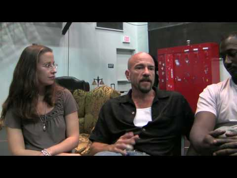 Groundswell interview at San Jose Rep Theatre