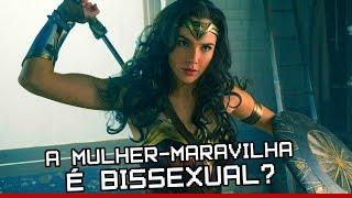 MULHER MARAVILHA DO CINEMA É BISSEXUAL?! | Urgente #66