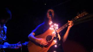 """Caitlin Canty - """"Sweet and Low"""" (Darlingside Cover) - Rockwood Music Hall, NYC - 1/24/2013"""