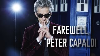 Doctor Who: A Farewell to Peter Capaldi