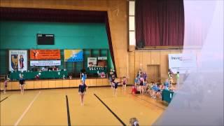 Natalia i Lena turniej Ruda Slaska pokaz 2
