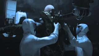 Halo 4 Live Action Trailer 'Scanned'
