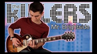 The Killers - Mr. Brightside (Guitar & Bass Cover w/ Tabs)