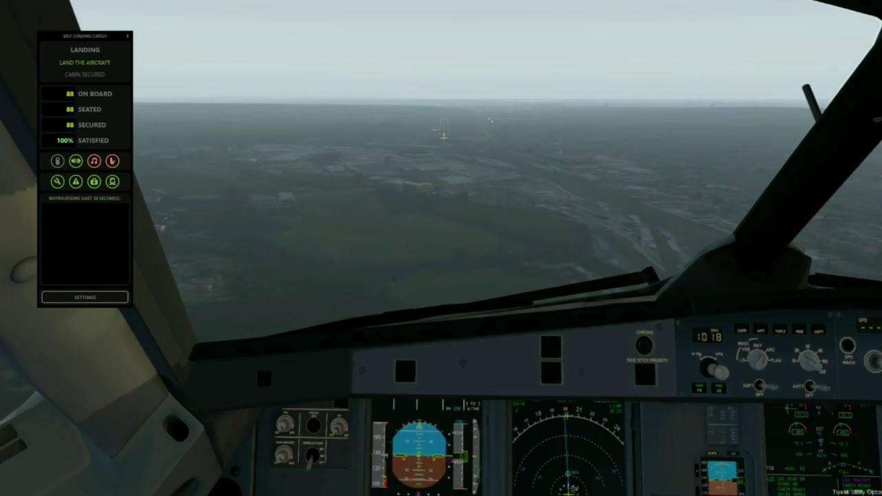 Landed? Or Arrived?