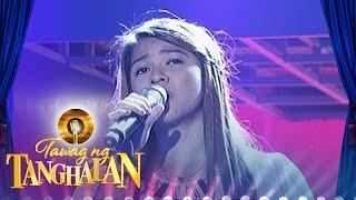 Tawag ng Tanghalan: Ianna Mae dela Cruz | How Am I Supposed To Live Without You