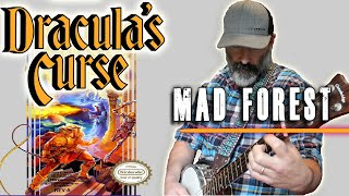 #Castlevania III music cover - Mad Forest cover #konami