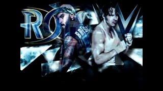 """WWE/ROH Mashup: """"Reach For The Retaliation"""" Dean Ambrose and Jay Briscoe"""