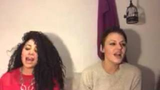 Nao bad blood cover, Chantelle dewar and Melanie wigglesworth