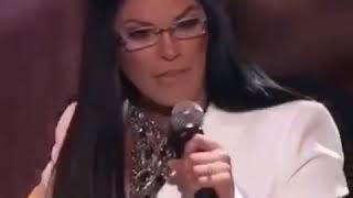Gloria Tañon y Nacho cantando Valiente
