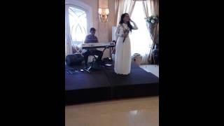 Wedding Class Singer - All I Ask (cover Adele)
