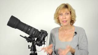 How to Get a Good Shot of the Moon Without Glare : Photography Techniques
