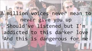 The Vamps - Dangerous (with Lyrics)