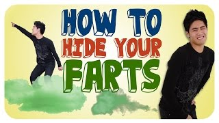 How To Hide Your Farts width=