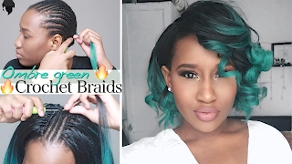 The £4 ($5) Crochet braid Bob Tutorial (REQUESTED)