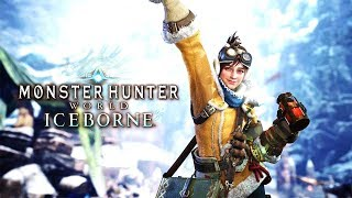 Monster Hunter World: Iceborne - Official Tour with the Handler Trailer