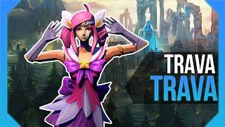 League of Legends | Lia Clark - Trava Trava