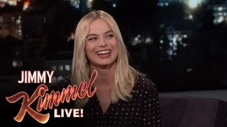 Margot Robbie's 24 Hour Party