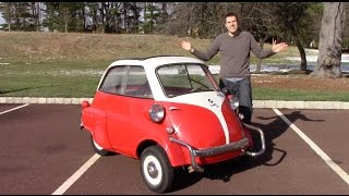 The BMW Isetta Is the Strangest BMW of All Time width=
