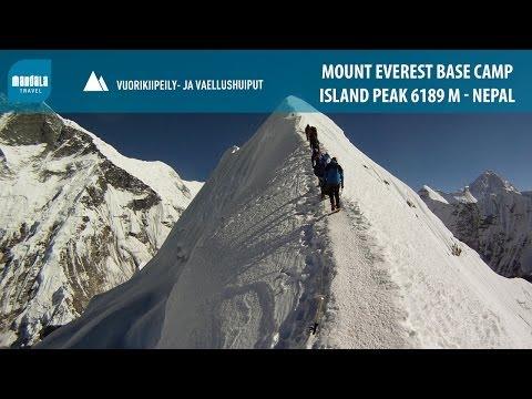Island Peak 6189 m, Nepal | Mandala Travel