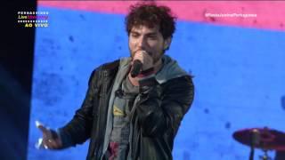 Transmissão Live Festa Junina da Portuguesa, Bruninho & Davi, Se namorar Fosse bom