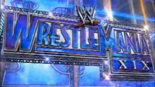 Limp Bizkit - Crack Addict (WrestleMania XIX Theme) WWE LIVE Edit