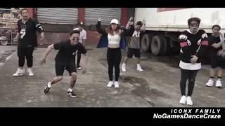 NO GAME by Ex-Battalion DANCE CRAZE/ROCKWELL DANCE COVER