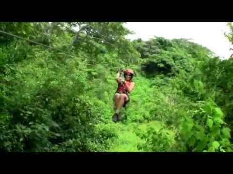 Da Flying Frog Canopy Tour Nicaragua