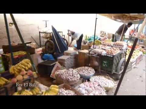 Fez and Casablanca, Morocco, Africa フエズ・カサブランカ モロッコ アフリカ