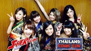 Trailer Thailand Comic Con 2014 Kamen Rider Girls Cut [J-Hero CAM]