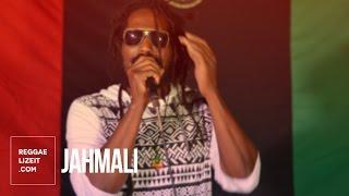 ReggaelizinJA: Jahmali live @ Inner City Dub (Jan 18, 2016)