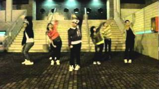 USHER DJ GOT US FALLING IN LOVE  CHOREOGRAPHY BY FRANCESCO MIGNOGNA TARANTO HH.DANCE TV 9(12-10-010)