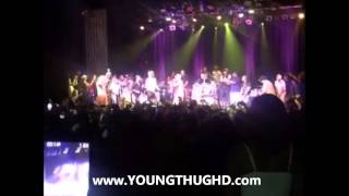 Young Thug & T.I. Perform 'Bankrolls On Deck' & 'About The Money' Live At Variety Playhouse