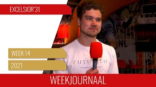 Screenshot van video Excelsior'31 weekjournaal - week 14 (2021)