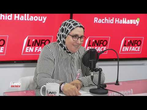Video : L'Info en Face avec Latifa Cherif