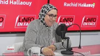 L'Info en Face avec Latifa Cherif