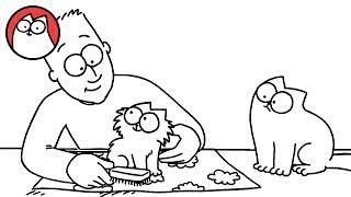 Pawtrait - Simon's Cat   SHORTS