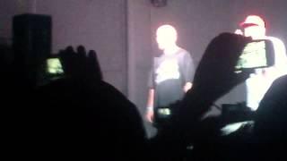 Nach - ¿Entonces quieres ser MC? junto a ZPU y DJ Joaking Guadalajara 2012