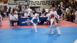 Taekwondo white belt? Are you serious?! Part I