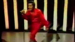 Jackie Wilson performing Higher And Higher