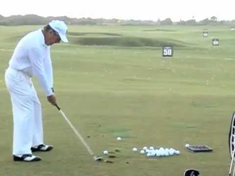 Gary Player Golf Clinic at Golf de Mogador