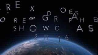 T-Rex does... Choreographers' Showcase 2016