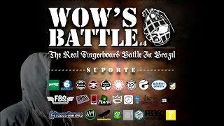 Wow's Battle 2016 - Caio Henrique x Fernando Kona