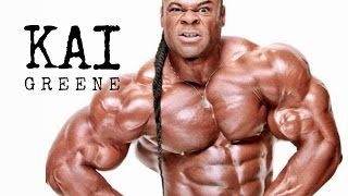 KAI GREENE | Hero | Mr. Olympia 2016 - 2017 | Bodybuilding Motivation