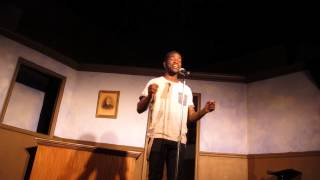 "Grand Slam 2014 - Round 2 - Joseph Capehart performing ""Eight Years Later"""