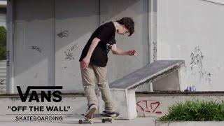 Welcome to the EMEA Team: Daan Van Der Linden | Skate | VANS