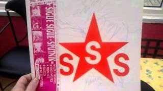 Sigue Sigue Sputnik - Love Missile F1 11 (12 inch single fully signed by the band)