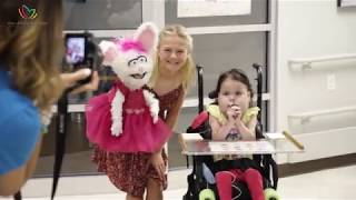 Singing for Patients at the Children's Hospital | Darci Lynne