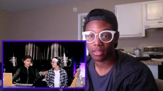 Fake Love, Broccoli & Caroline (William Singe & Alex Aiono Mashup) Reaction!!